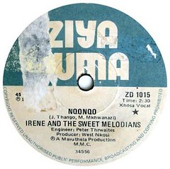 irene and the sweet melodians -nqgoqo