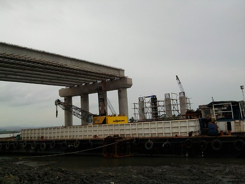 Cansaga Bay Bridge by you.