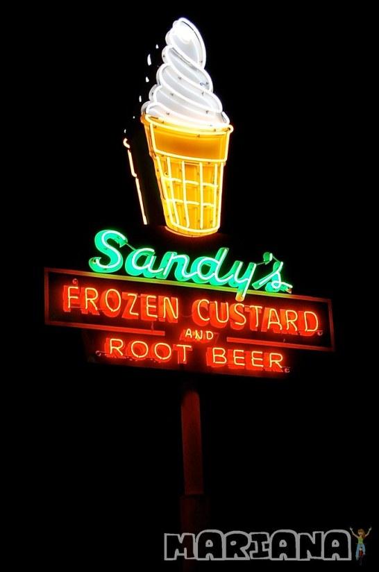 Sandy's!