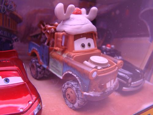 Disney CARS Storytellers Christmas boxset (1)