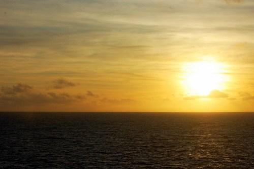 sunset Waikik