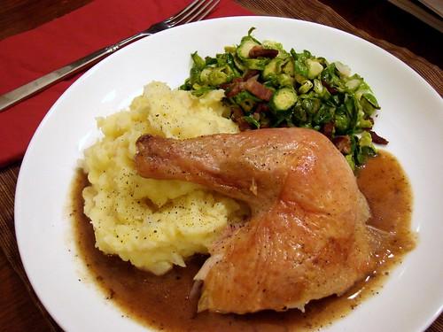 Dinner:  November 15, 2009