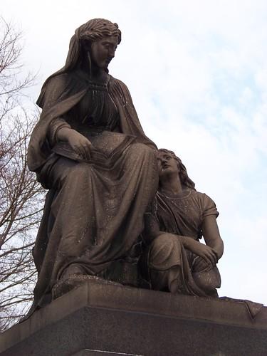 Cooper monument
