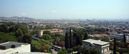 View from IESE