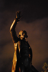Edmund Burke, Colston Avenue, Bristol