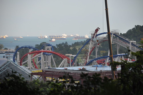 Universal theme park singapore