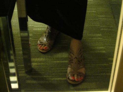Nine West Tali sandal