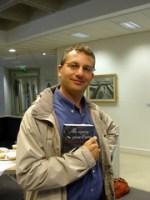 Mirko Tavosanis in una foto di missfatti - click per ingrandimenti e dettagli