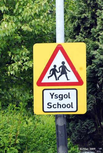 Welsh Sign Language