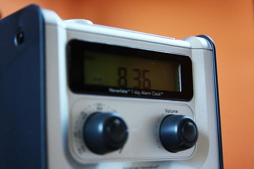I Love My Alarm Clock