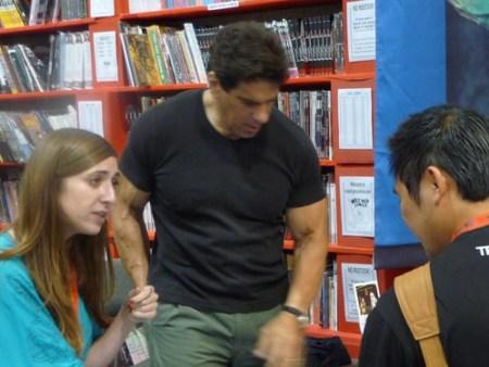 Comic-Con 2009 Day 02 - 03