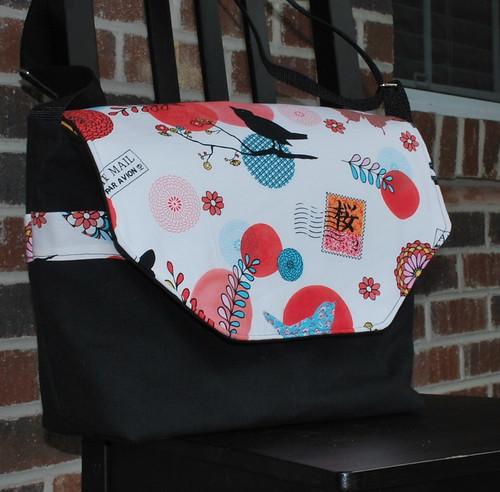 Milkshake Baby (on Etsy) Messenger Bag