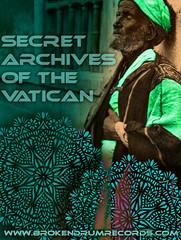 Secret Archives publicity artwork