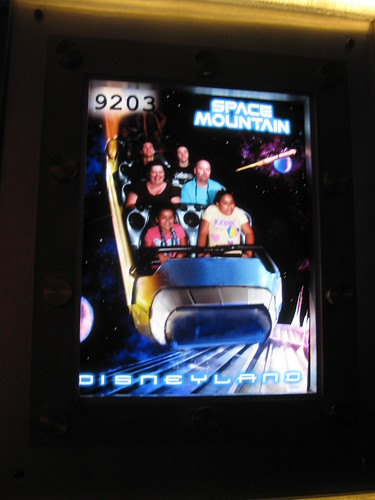 Picture of space mountain picture