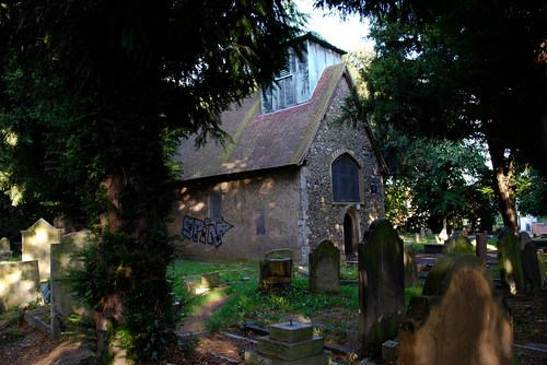 Old St Andrews Church, Kingsbury