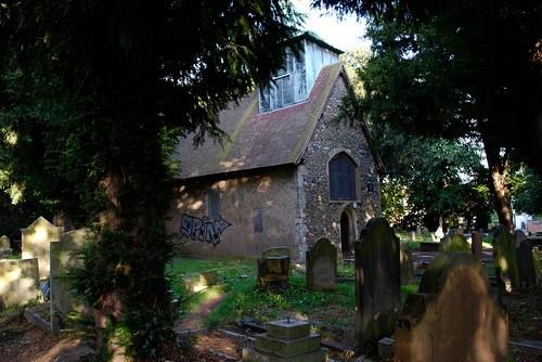 Old St Andrews Church, Kingsbury