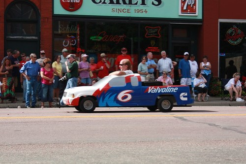 Tiny Racecar
