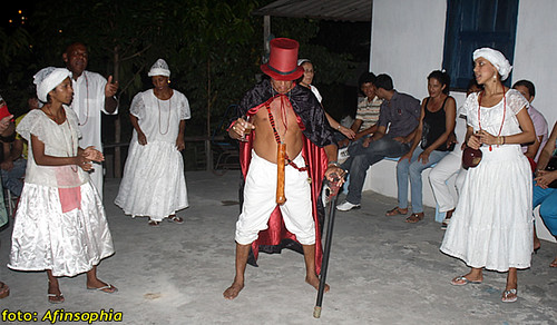 Pai Carlos - Zé Pilintra 07 por você.
