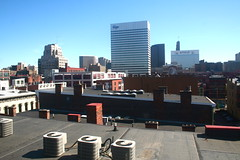 Lackman Lofts Rooftop Deck