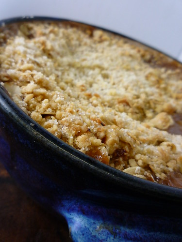 Apple Crumble by you.