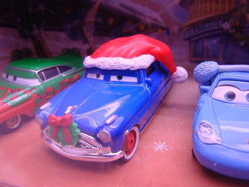Disney CARS Storytellers Christmas boxset (6)