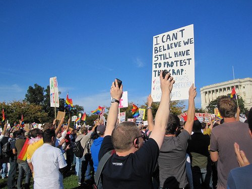 Natioanl Equality March (by VJnet)