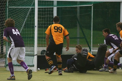 Hockey 1st v Durham 4th, 14/10/2009, Photo: Justyn Hardcastle
