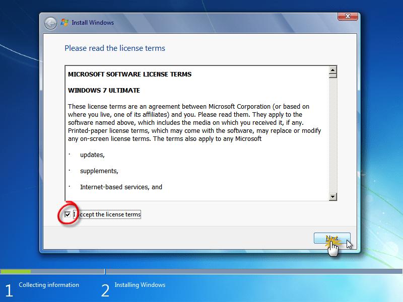 شرح مصور لطريقة تنزيل الويندوز 7 في أجهزة لاب توب نوع Dell