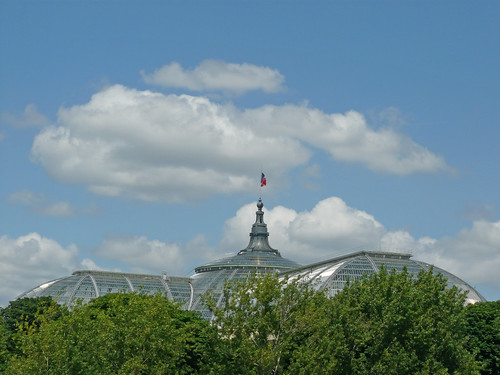 Grand Palais glass roof
