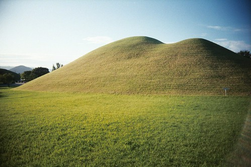Gyeongju mounds