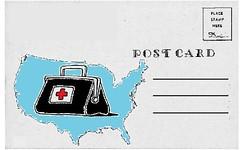 The Healthcare Bill on a Postcard
