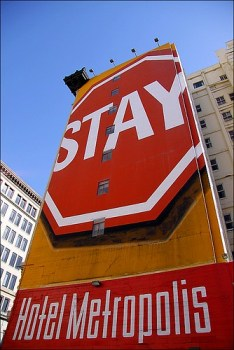 This sign is ALSO not a stay on Ogilvie