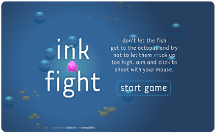 ink fight - our new game