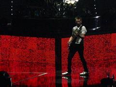 Muse live in Torino, Palaolimpico - Palaisozaki