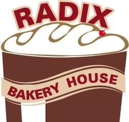 Logo Radix Bakery House