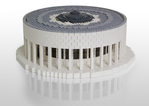 Lego Mestrovic Pavilion Croatia