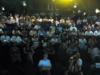 Facing my Audience