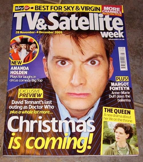 TV & Satellite Week 28 nov - 4 dec