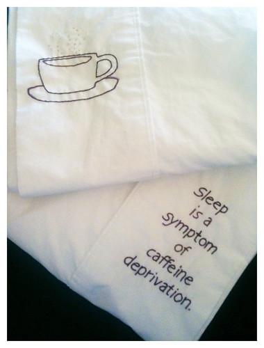 Coffee Pillowcases