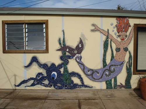 8 legged octopus :)