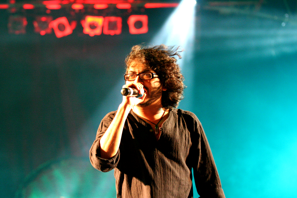 Rupam,the Lead Singer | Fossils Show