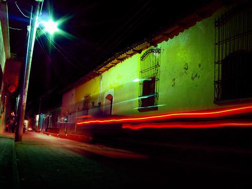 De Noche en Quezaltepeque