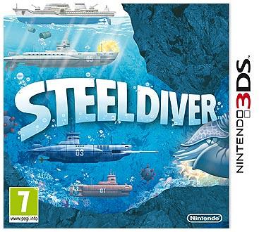 Steel Diver - Jaquette