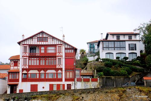 Ciboure francia france rlasaosa 39 s fotoblog - Casas rurales pais vasco frances ...