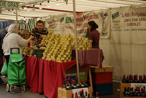 Bastille Sunday Market