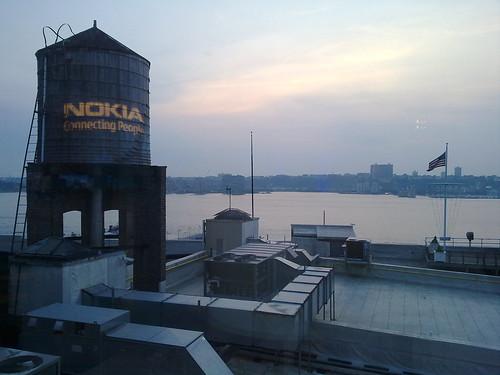 Nokia on The Hudson