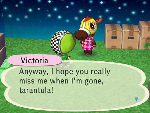 Bye Bye Vicky!