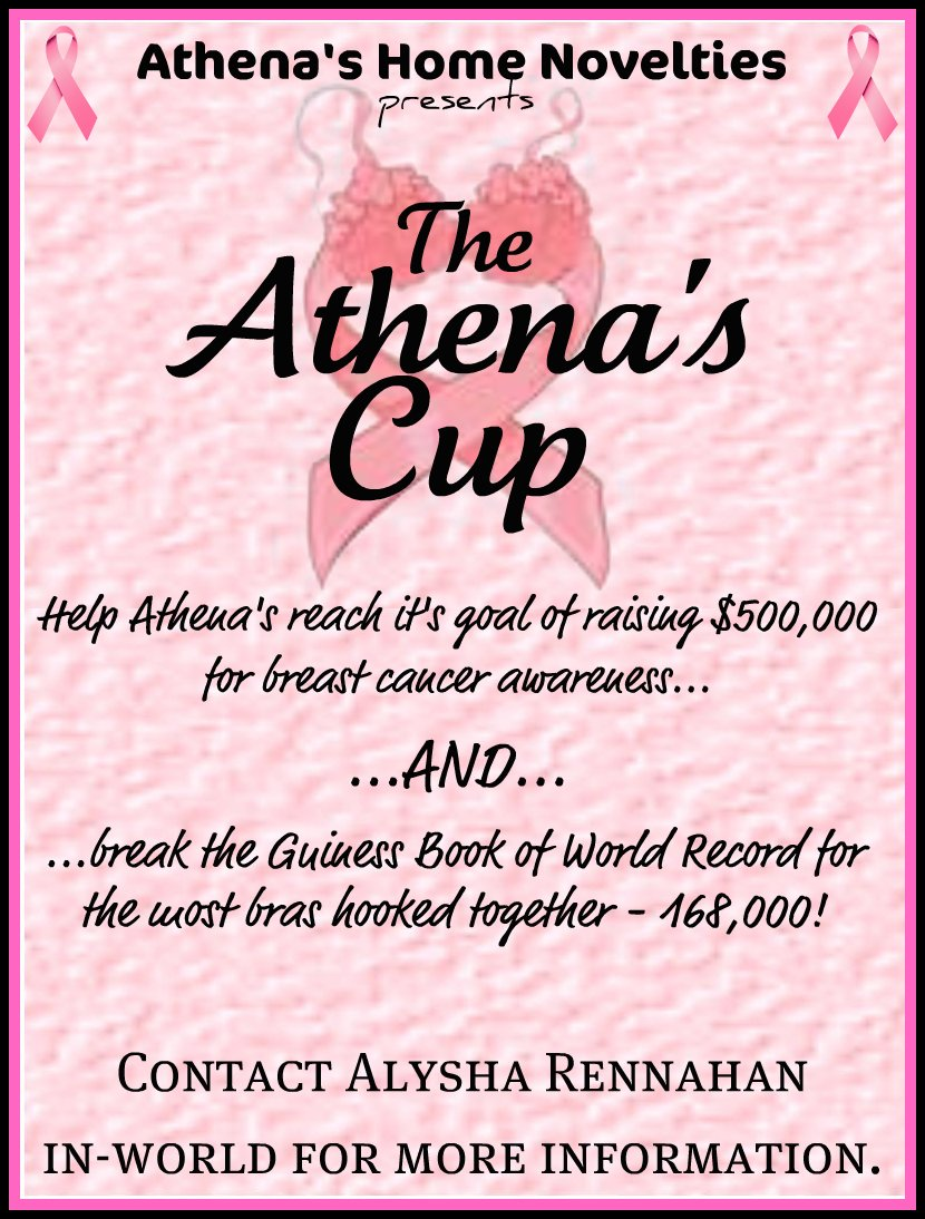 Athena's Cup