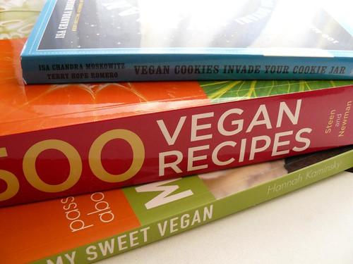 New cookbooks!