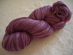 The Knitting Goddess Luxury Sock Yarn